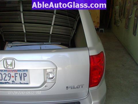 Honda Pilot 2003 2008 Windshield Replace Able Auto Glass